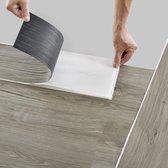 PVC laminaat zelfklevend set van 42 Natural oak 5,85 m²
