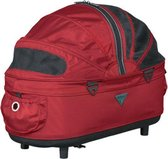 Airbuggy reismand hondenbuggy dome2 m cot tango rood 67x33x51 cm