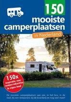 Boek cover 150 mooiste camperplaatsen in Nederland van Nicolette Knobbe (Paperback)