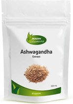 Ashwagandha - 60 capsules - Vitaminesperpost.nl