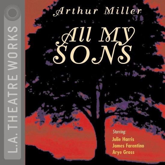 Boek cover All My Sons van Arthur Miller (Onbekend)