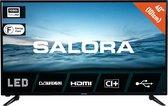 Salora 40D210 - Televisie - FULL HD - DVB-C/T2/S2 - USB
