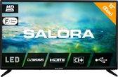 Salora 32LTC2100 - Televisie - LED - HD - 32 Inch - HDMI - DVB-C-T2-S2