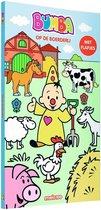 Boek cover Bumba Kartonboek Met Flapjes - Op De Boerderij van Gert Verhulst (Onbekend)