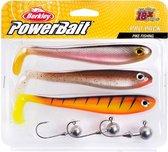 Berkley PowerBait Pro Pack - Pike - Kit - Oranje