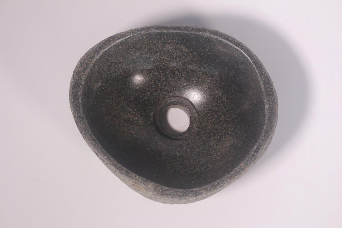 Natuurstenen waskom | DEVI-W21-250 | 23x28x12