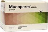 Nutriphyt Mucoperm Apple+ - 60 zakjes