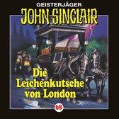 Omslag John Sinclair, Folge 68: Die Leichenkutsche von London