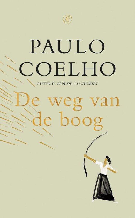 Boek cover De weg van de boog van Paulo Coelho (Hardcover)