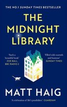 Boek cover The Midnight Library van Matt Haig (Onbekend)