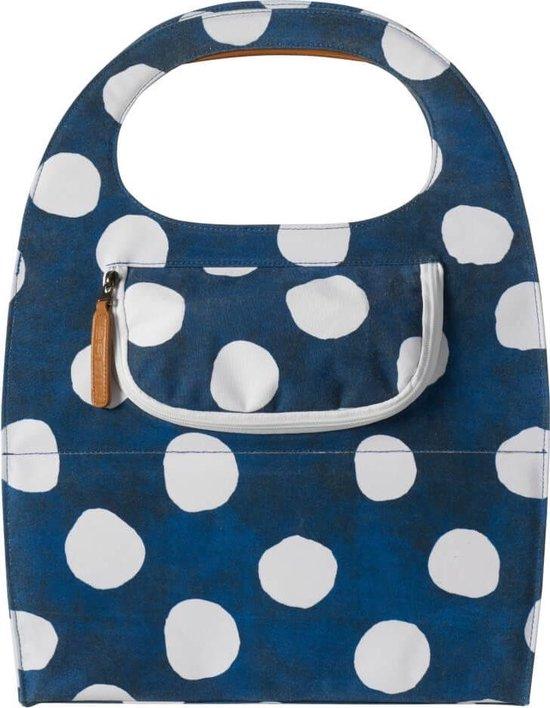 Basil Mirte Shopper - Blauw