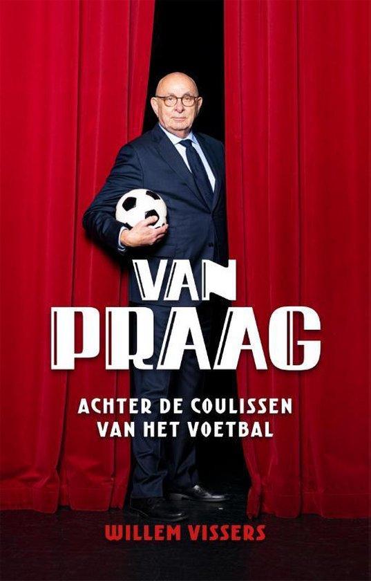 Boek cover Van Praag van Willem Vissers (Paperback)