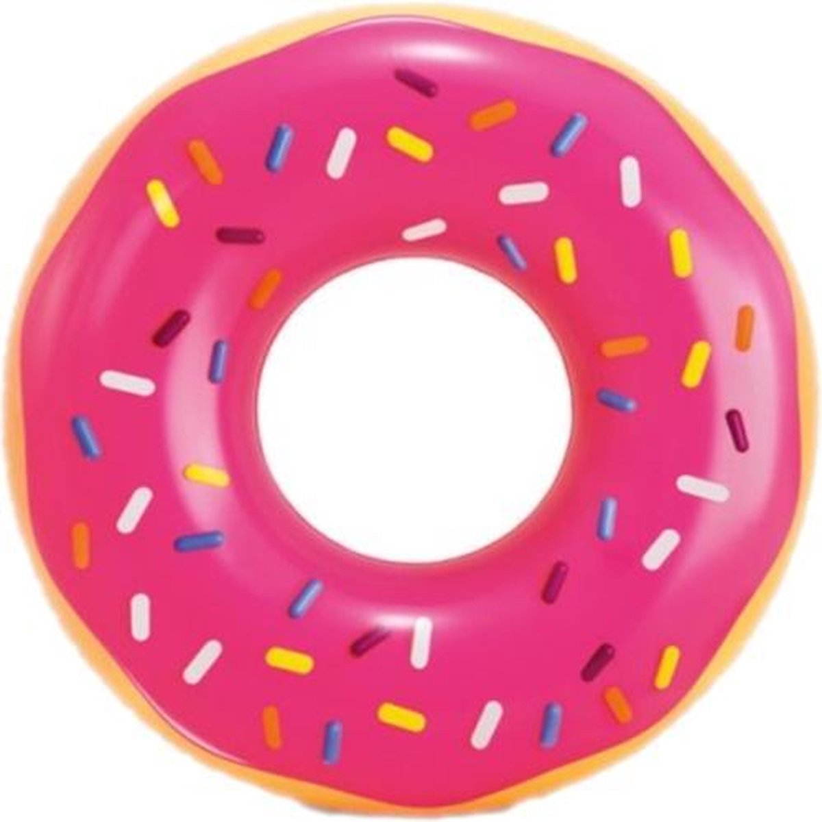Intex Zwemband Frosted Donut 114 Cm Pvc Roze/bruin