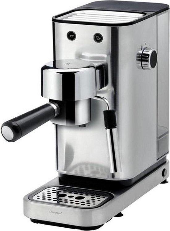 WMF Lumero - Pistonmachine - Zilver