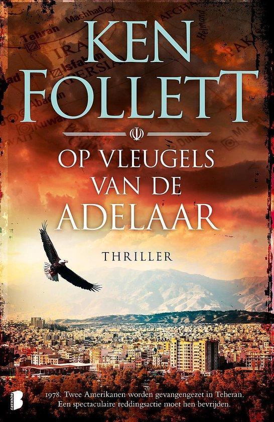 Boek cover Op vleugels van de adelaar van Ken Follett (Paperback)