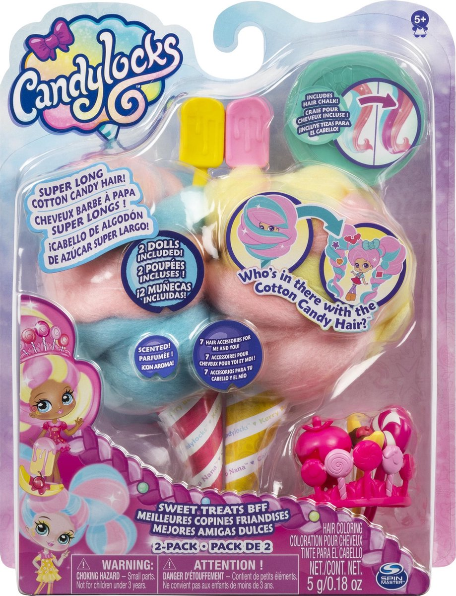 Candylocks BFF Charli Chip