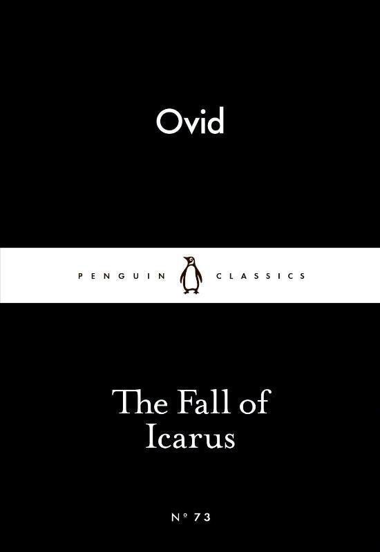 Boek cover The Fall of Icarus van Ovid (Paperback)