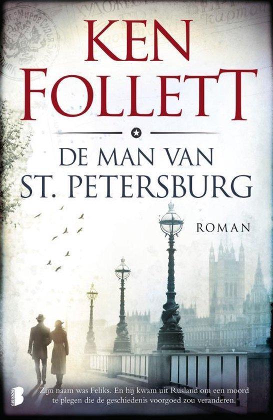 Boek cover De man van St. Petersburg van Ken Follett (Paperback)