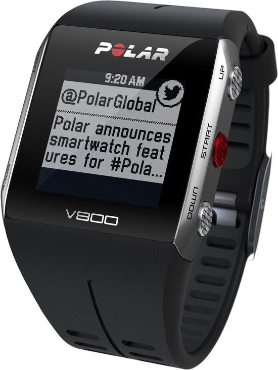 Polar V800 Black/Grey HR