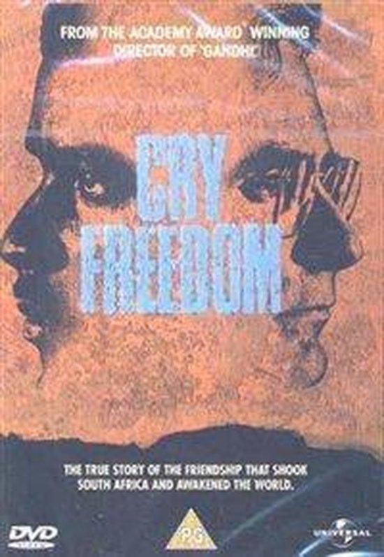Cover van de film 'Cry Freedom'