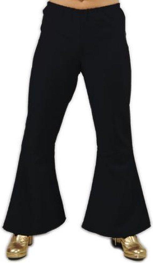 Dames Hippie broek zwart 36 (s)