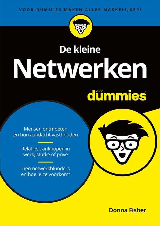 De kleine netwerken voor Dummies - Donna Fisher  