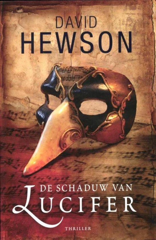 De schaduw van Lucifer - David Hewson |