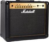 Gitaarversterker - Marshall Gitaarversterker - MG30GFX Black & Gold - Elektrische gitaarversterker