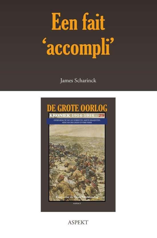 De grote oorlog, 1914-1918 2902 - Een fait