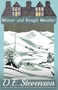 Winter and Rough Weather