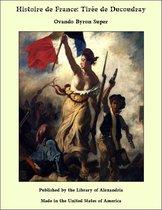 Histoire de France: Tirée de Ducoudray