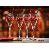 Pasabahce Monte Carlo Champagneglas - 22,5 cl - 6 stuks