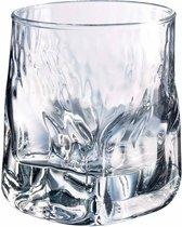 Durobor Quartz Waterglas 25 cl - 6 stuks