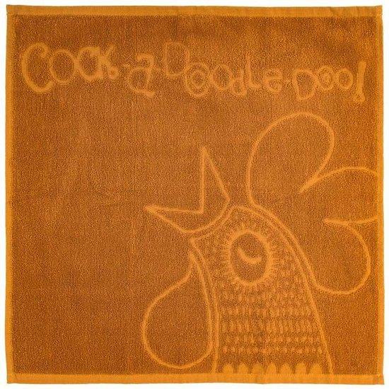 Ziczac - Keukenset handdoek+ sponsdoek , coocelykoo