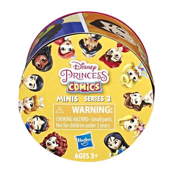Disney Princess Comics Minis