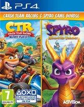 Crash Team Racing Nitro-Fueled + Spyro: Reignited Trilogy (PS4)