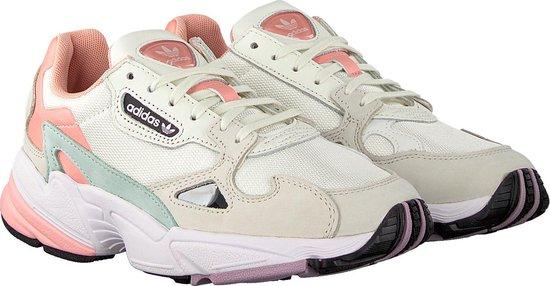 Adidas Dames Lage sneakers Falcon W - Beige - Maat 40⅔