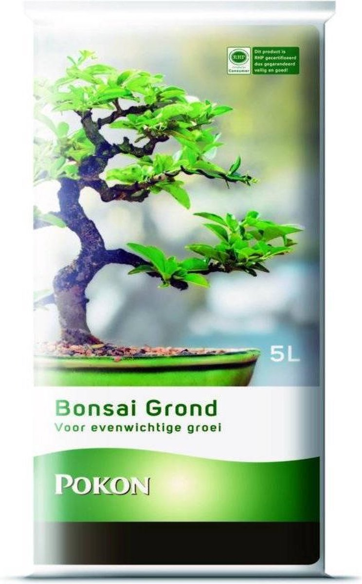 Pokon Bonsai Grond 5 Liter
