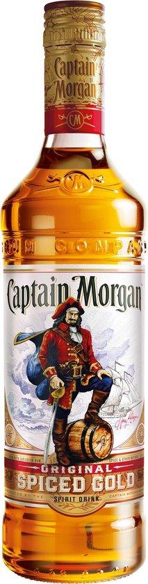 Captain Morgan Spiced Gold - 70 cl