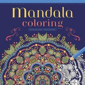 Deltas Kleurboek Mandala Coloring