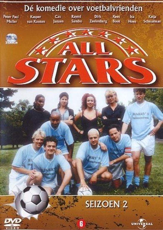 Cover van de film 'All Stars'