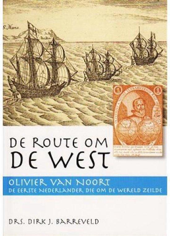 De Route Om De West - Barreveld D. |
