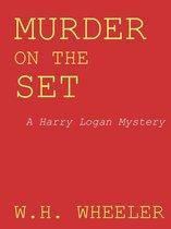 Omslag Murder on the Set