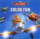 Kleurboek Disney Planes