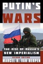 Omslag Putin's Wars