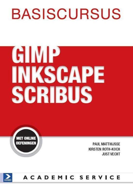 Basiscursussen - Basiscursus GIMP,Inkscape en Scribus - Paul Matthijsse |