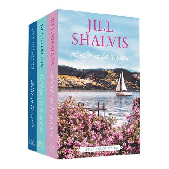 Lucky Harbor-pakket - Jill Shalvis   Fthsonline.com