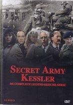 Secret Army & Kessler - Complete Collection