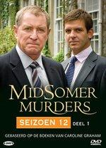 Midsomer Murders - Seizoen 12 (Deel 1)