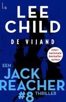 Omslag Jack Reacher 8 -   De vijand
